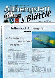 KW 37/2013 - Althengstett