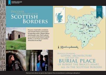 burial place Scottish Borders - Historic Scotland