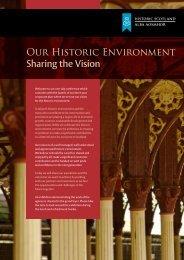 4. Delegate handout [pdf, 247kb] - Historic Scotland