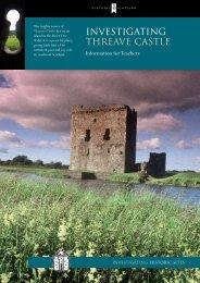 Investigating - Threave Castle - Historic Scotland