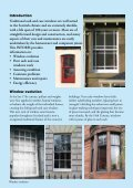 Inform Guide - Maintaining Sash and Case ... - Historic Scotland - Page 2