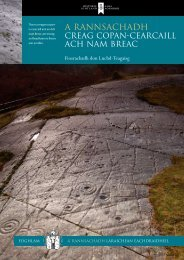 Ach nam Breac [PDF, 680KB] - Historic Scotland