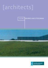 Architects - Volume 1 [pdf, 770kb] - Historic Scotland
