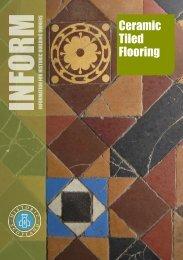 Inform Guide - Ceramic Tiled Flooring - Historic Scotland