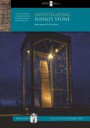 Investigating - Sueno's Stone - Historic Scotland