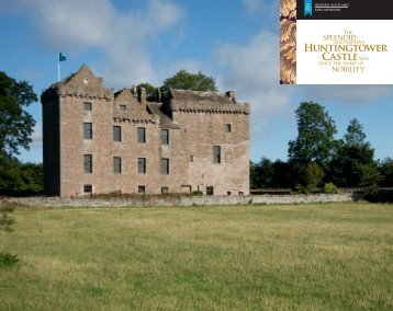 Huntingtower Castle Wedding Brochure [pdf ... - Historic Scotland