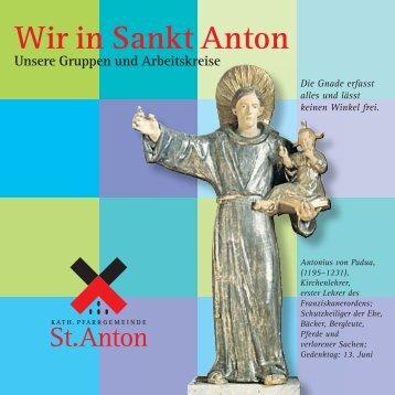 Wir in Sankt Anton - St. Anton