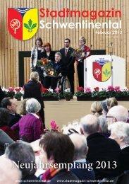 Februar - Stadtmagazin Schwentinental