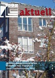 Dezember 2011 - Berliner Bau- und Wohnungsgenossenschaft von ...