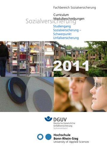 Modulbeschreibungen - Hochschule Bonn-Rhein-Sieg, Fachbereich ...