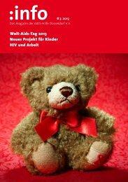 Welt-Aids-Tag 2013 Neues Projekt für Kinder HIV und ... - Aids-Hilfe