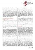 Welt-Aids-Tag 2013 Neues Projekt für Kinder HIV und ... - Aids-Hilfe - Page 5