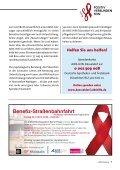 Welt-Aids-Tag 2013 Neues Projekt für Kinder HIV und ... - Aids-Hilfe - Page 7