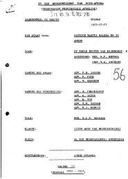 pvagkgb tip - Historical Papers - University of the Witwatersrand