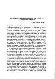 REFLEXIONES EPISTEMOLÓGICAS EN TORNO A LA MEDICINA ...