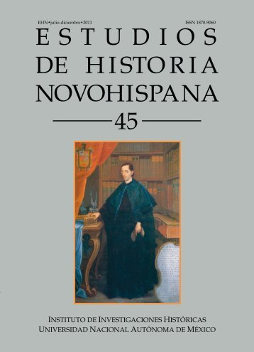 estudios ovo n hispana de historia - Instituto de Investigaciones ...