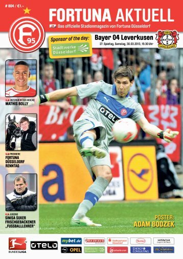 Download (pdf/16.6 MB) - Fortuna Düsseldorf 1895