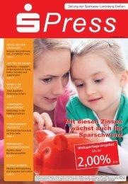 gelangen Sie zur S-Press online - Sparkasse Landsberg-Dießen