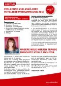 askÖ-Ried mitgliedeR- veRsammlung - Seite 5