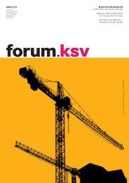 Mitgliederzeitschrift - KSV