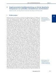 Nationaler Bildungsbericht Österreich 2012, Band 2, Kapitel 3 ... - Bifie