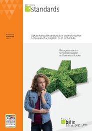 Sprachkompetenzenaufbau in österreichischen Lehrwerken ... - Bifie