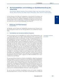Nationaler Bildungsbericht Österreich 2012, Band 2, Kapitel 4 ... - Bifie