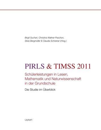PIRLS & TIMSS 2011 - Studienbeschreibung - Bifie