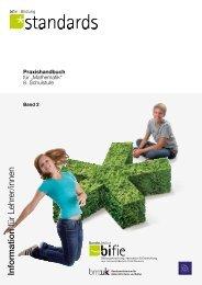 """Praxishandbuch für """"Mathematik"""" 8. Schulstufe. Band 2 - Bifie"""