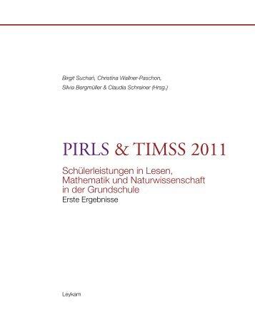 PIRLS & TIMSS 2011 - Ergebnisse - Bifie