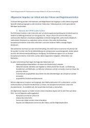 Maria Fast: Videovignetten Mathematik 4. Schulstufe - Bifie