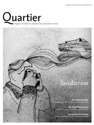 landstrom - Quartier | Magazin