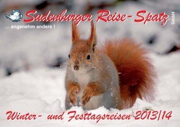Leistungen - Sudenburger Reise-Spatz