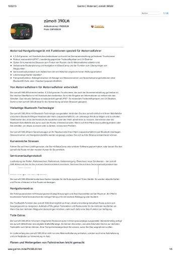 Datenblatt (PDF, 525 Kb) - 1000 Ordi