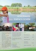 Erlebnisreich Uckermark - Bahn - Seite 3