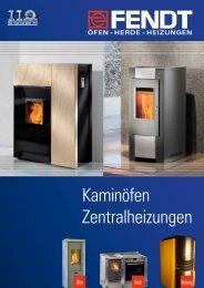 Kaminöfen Zentralheizungen - Eisen Fendt GmbH