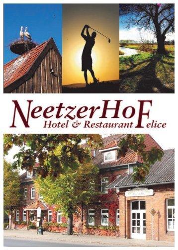 Mit freundlicher Unterstützung von - Hotel Neetzer Hof