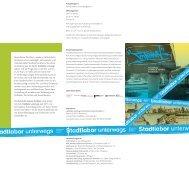 Rahmenprogramm zum Download (pdf) - Historisches Museum ...