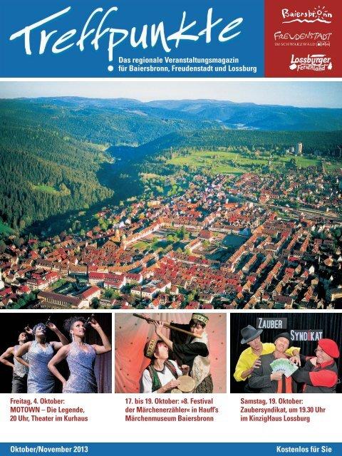 Oktober/November 2013 Kostenlos für Sie - Schwarzwälder Bote