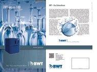 Prospekt BWT pro-ro 100