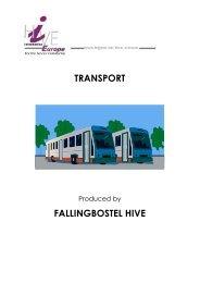 TRANSPORT FALLINGBOSTEL HIVE - BFGnet
