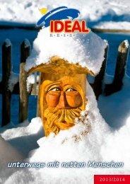 Weihnachtsmarkt - IDEAL-Reisen