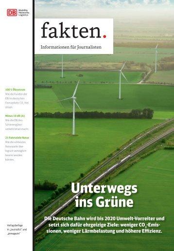 fakten. - Deutsche Bahn AG