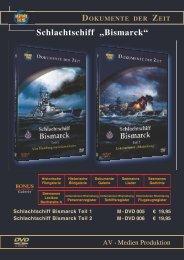 Schlachtschiff Bismarck Teil 2 - bei History Films