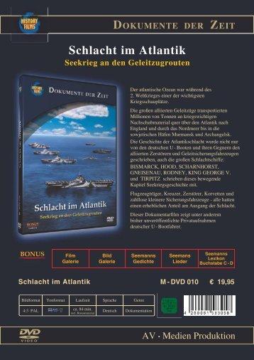 Schlacht im Atlantik Seekrieg an den ... - bei History Films