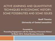 Presentation - Oxford Brookes University