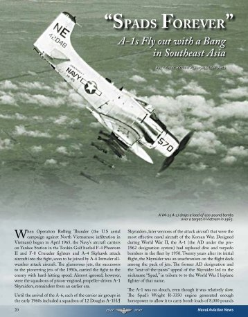 """SPADS foreVer"" - U.S. Navy"
