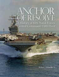 A History of U.S. Naval Forces Central Command/Fifth Fleet