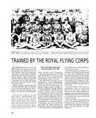 trained by the royal flying corps - Naval History and Heritage ...