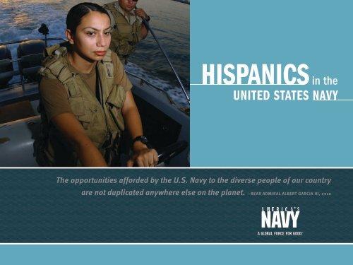 Hispanic - Naval History and Heritage Command - U.S. Navy